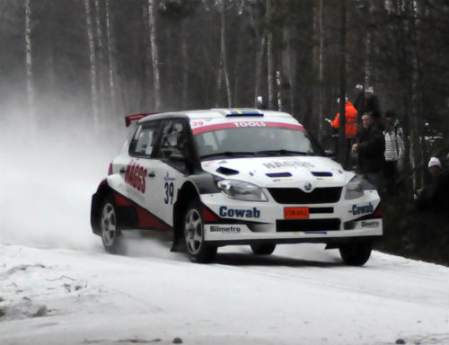 39 - Niklas Hägg / Christer Carlsson