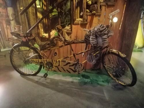 Trazan och Banarnes cykel