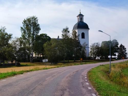 Jättendals kyrka